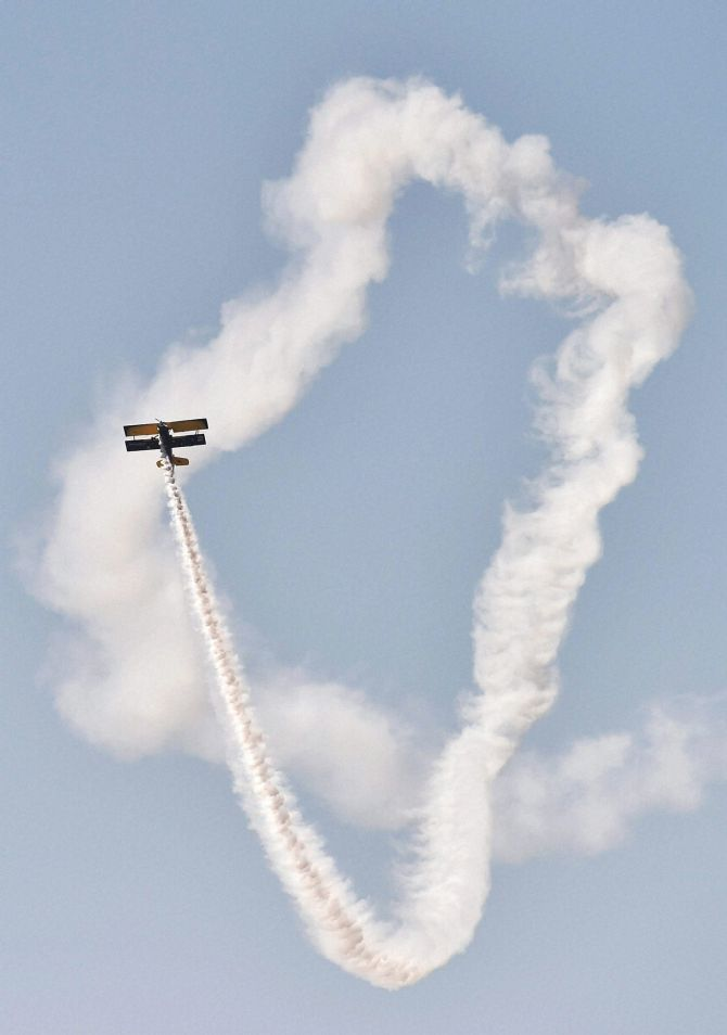 Watch out for this spectacle @ Aero India 2015