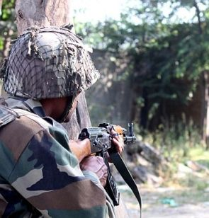 Terrorist killed as army foils infiltration bid in Kashmir's Machil sector