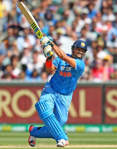 'Raina, arguably one of India's finest T20 batsmen'