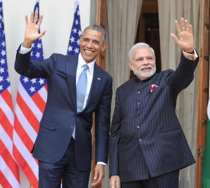 India News - Latest World & Political News - Current News Headlines in India - Wake up PM Modi, Obama calling