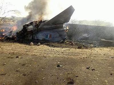 MiG-21 crashes near Jamnagar in Gujarat, pilot safe