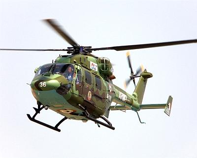 After Ecuador's move, Parrikar defends Dhruv helicopters