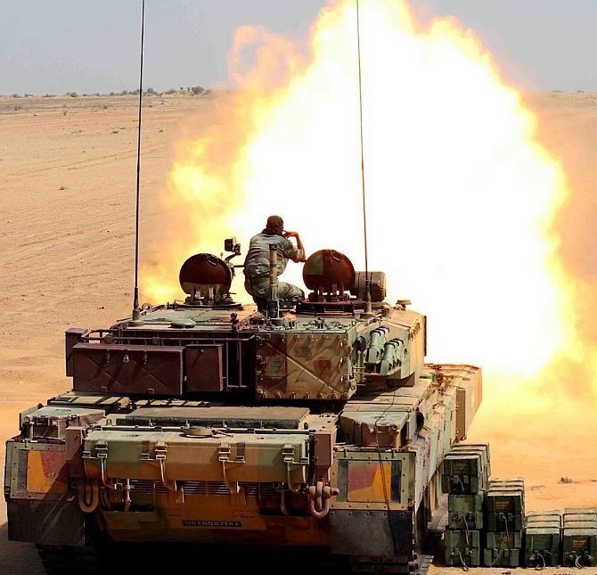 Good enough for China, but India spurns Arjun