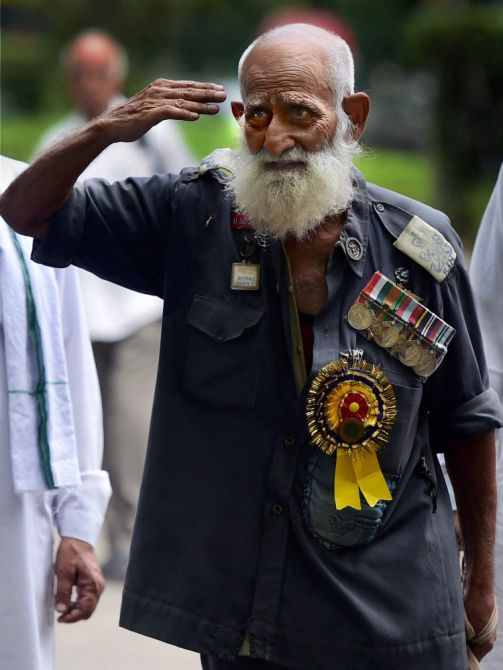 On OROP, only assurance, no action from defence minister