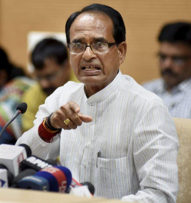 BJP not interested in toppling MP govt: Shivraj