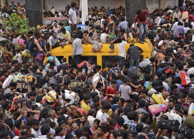 Photos India S Deadliest Stampedes Ever Rediff Com