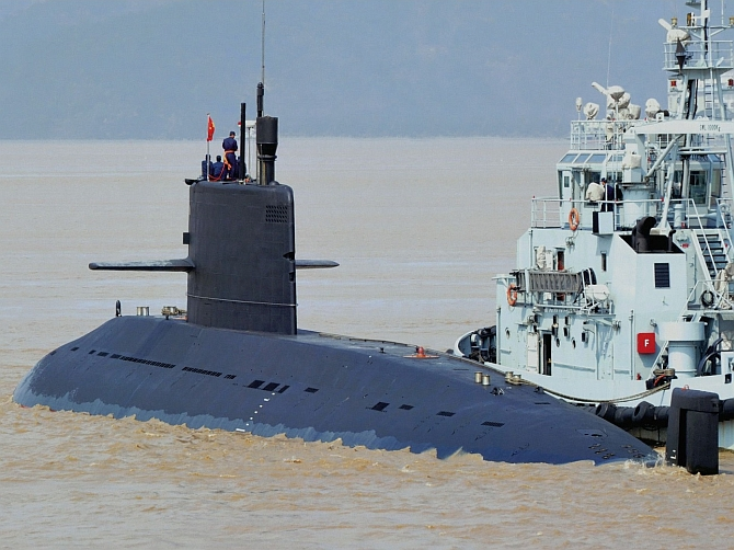 Is Pakistan buying 8 of these Chinese submarines?
