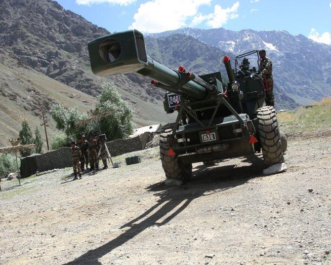 How artillery helped India win the Kargil war