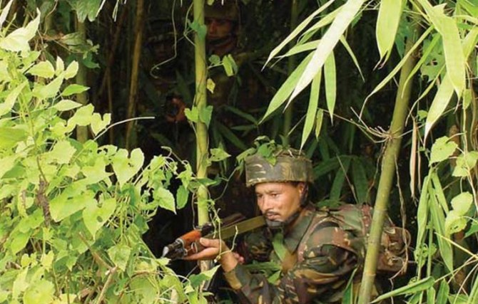 Myanmar ops a one-off, can't expect replay on western border