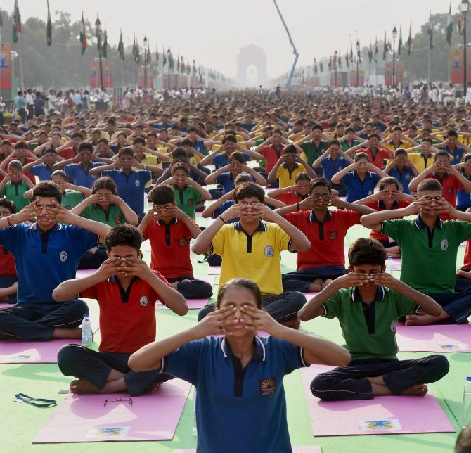 International Yoga Day to go digital this year