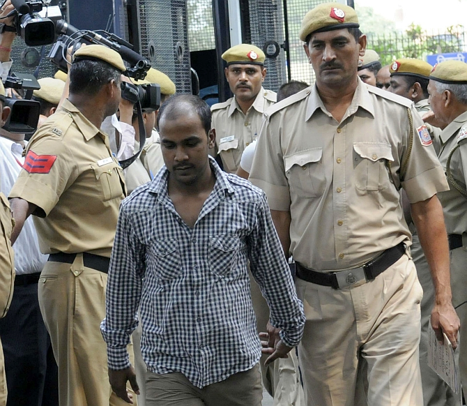 Nirbhaya convict's plea against death penalty rejected