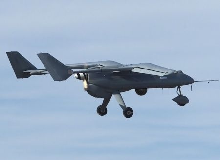 Pak test-fires first indigenous armed drone, laser guided missile