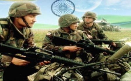 Martyrs Day hoardings use photos of US army, not Indian soldiers