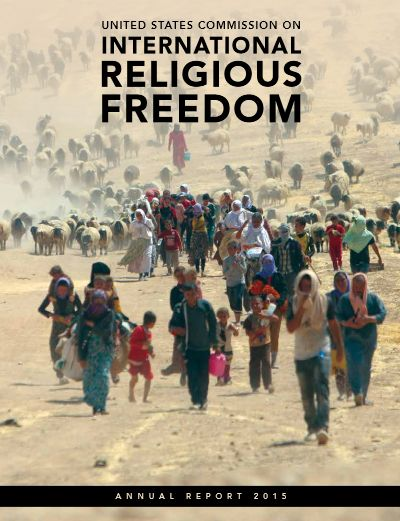 US religious freedom report