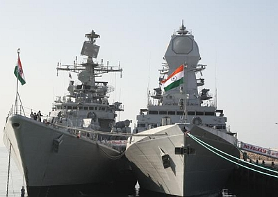 INS Sardar Patel commissioned in Porbandar