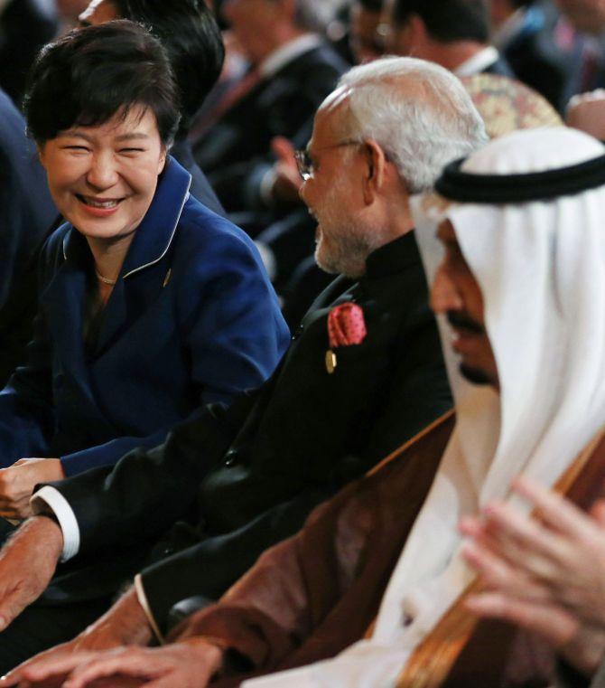 Major defence deals on PM's agenda in South Korea