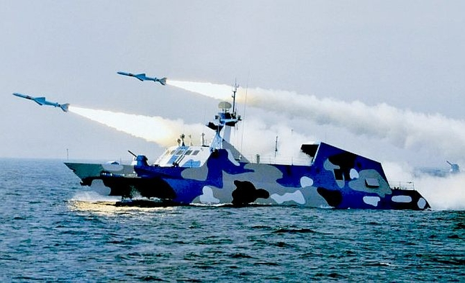 China adds cruise missiles to South China Sea equation