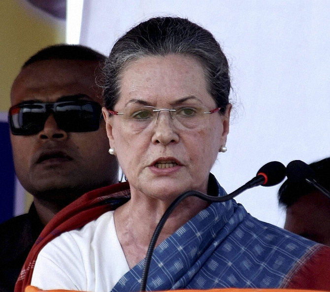 CAB passage marks 'dark day' in our history: Sonia