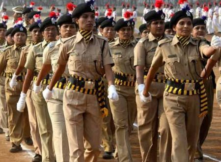 In a first, ITBP to post women at border posts along China