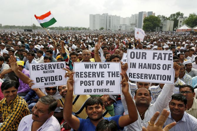 India News - Latest World & Political News - Current News Headlines in India - 'What's the basis for 10% reservations?'