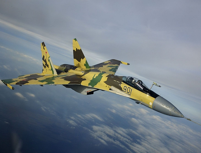 Will Russia sell Sukhoi-35 fighter jets to Pakistan?