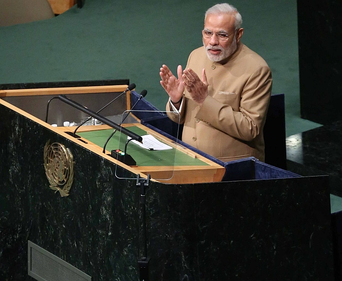 India@UNGA: PM to deliver 9 key speeches
