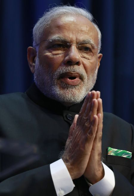 Watch live: PM at Howdy Modi event in Houston