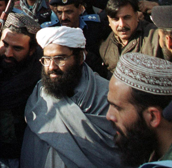 Why the ISI now backs Masood Azhar