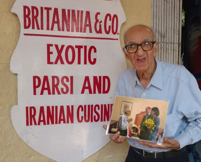 The picture that changed the life of Boman Kohinoor, 93,