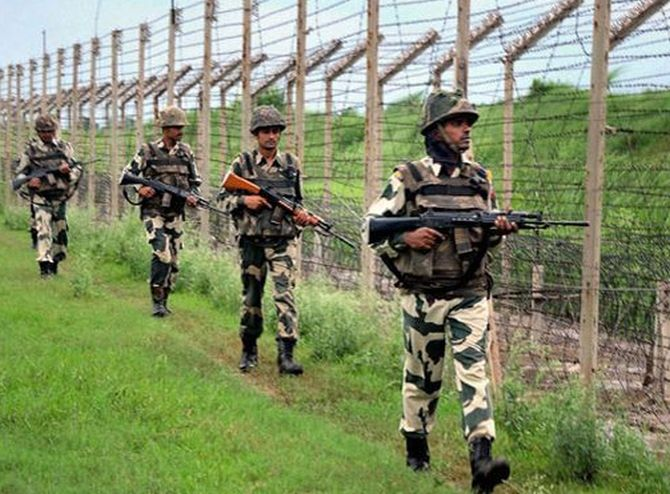 Post CAA, increase in outflow of B'deshi migrants: BSF