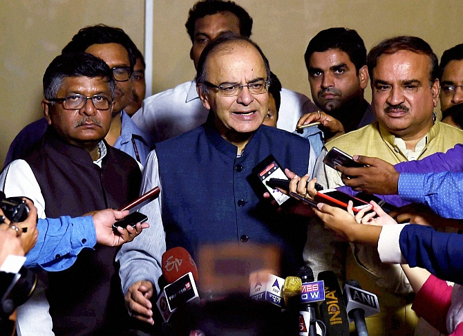 Oppn-ruled states get Centre to delete 3 GST minutes