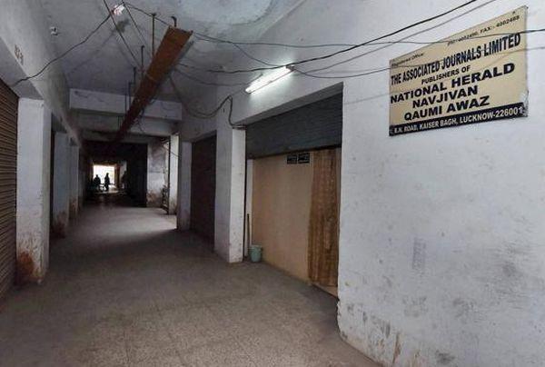 No eviction till Nov 22: Centre assures HC on National Herald building case