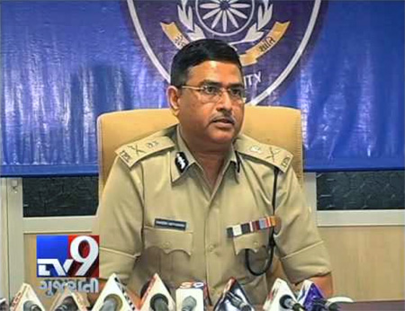 Central Bureau of Investigation Interim Director Rakesh Asthana