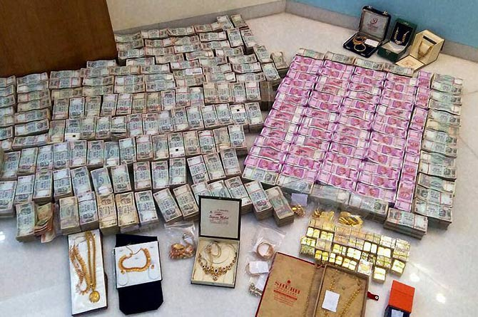EC seized cash, liquor worth Rs 3450 cr during LS poll