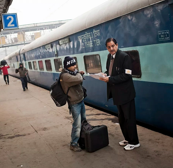 Train travel dips, but don't blame demonetisation