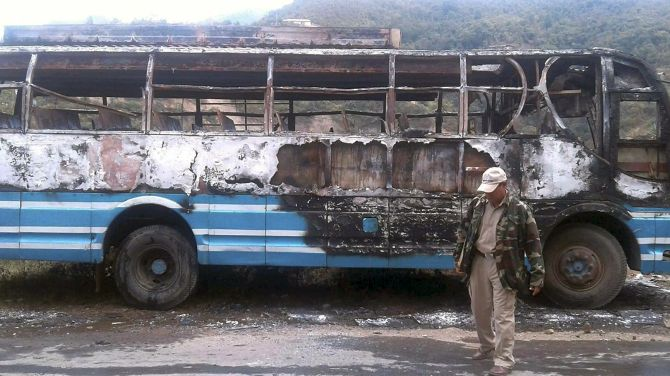 Manipur youth is fed up with blockade politics