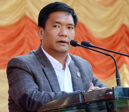 BJP set to form government in Arunachal again