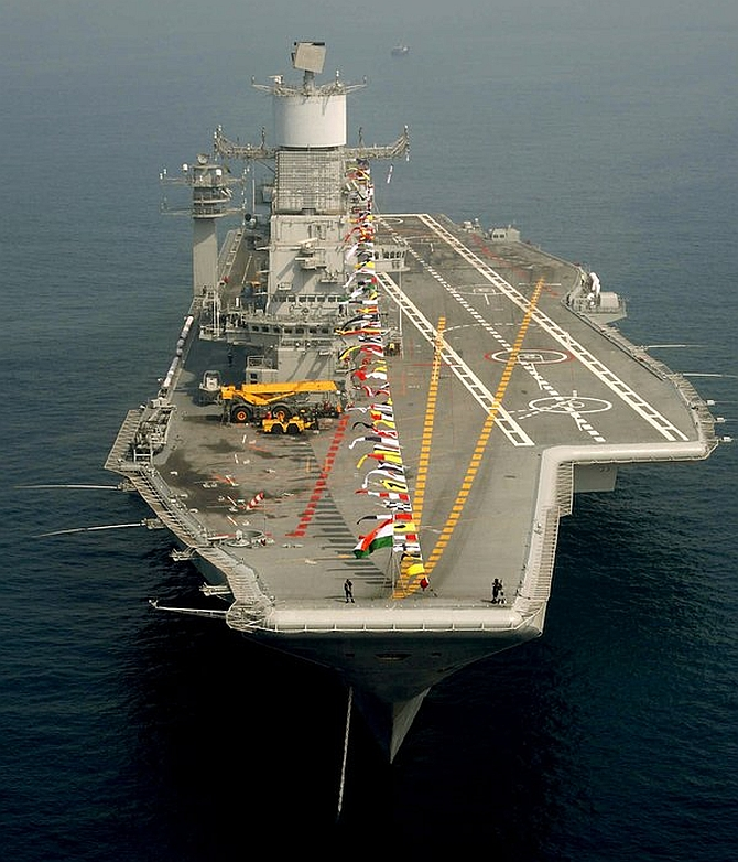 50 nations, 90 ships... stage set for International Fleet Review