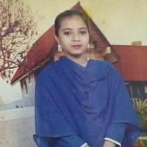 Ishrat Jahan, the Mumbra teenager killed in an encounter by the Gujarat police.