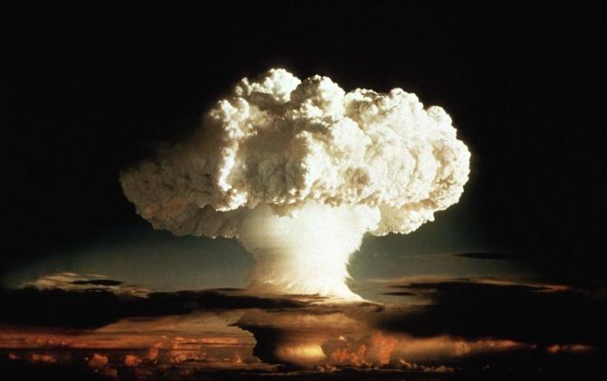 The futility of massive bombs