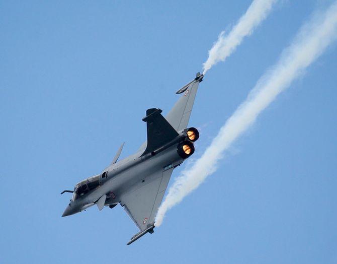 IAF won't share details on Rafale deal