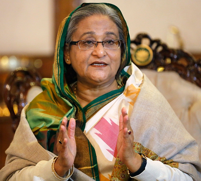 CAA wasn't necessary; NRC internal matter: Hasina