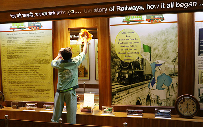 How Indian Railways was born