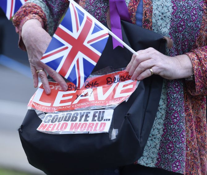 India News - Latest World & Political News - Current News Headlines in India - Brexit: Leaveniks have it. What next?