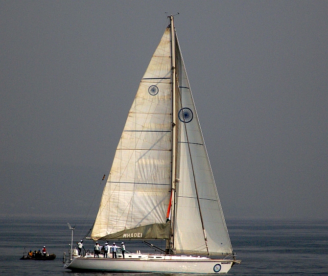 Mhadei, helmed by all-women crew, is back in Goa