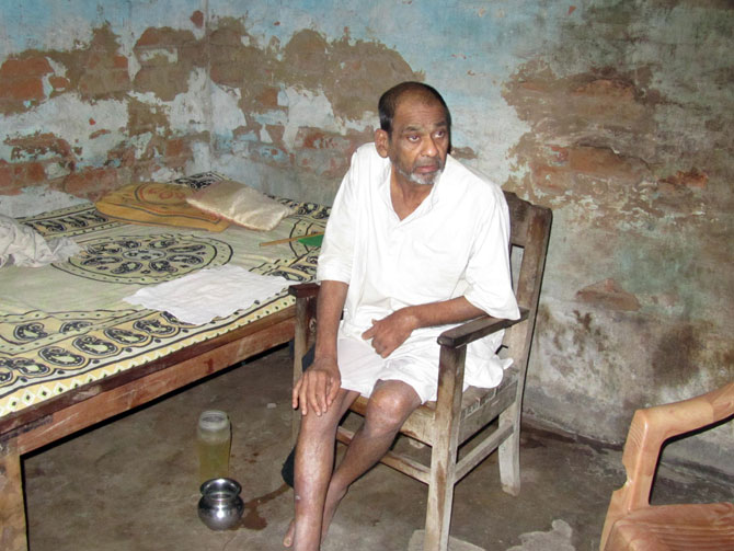 Kanhaiya Kumar's father