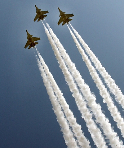 IAF set to show its 'Iron Fist' in Thar desert