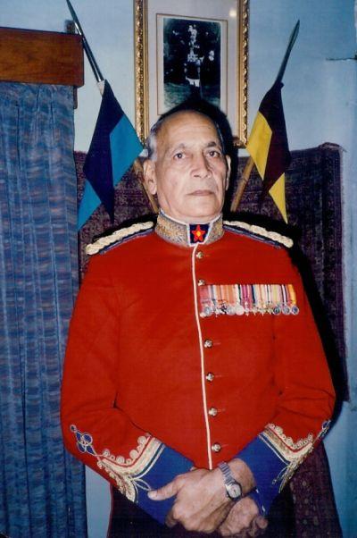 Meet India's centenarian WWII hero