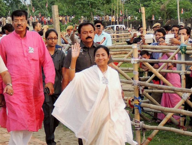 Dole-outs failed TMC in Bengal
