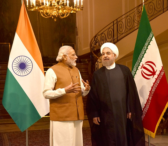 India News - Latest World & Political News - Current News Headlines in India - Modi revisits Iran ties